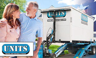 UNITS Moving and Portable Storage
